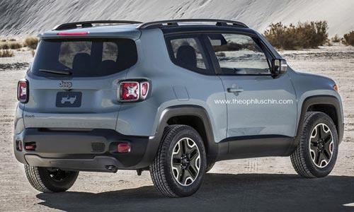 jeep自由侠三门版